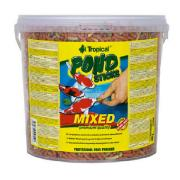 RA��O PARA PEIXE POND STICKS MIXED 450G TROPICAL