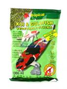 RA��O PARA PEIXE KOI&GOLDFISH VEGETABLE STICKS 90G TROPICAL