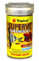 Ração Para Peixe Supervit Granulat Tropical 55g 100ml