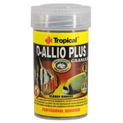 RA��O PARA PEIXE D-ALLIO PLUS GRANULAT 100ML 50G TROPICAL