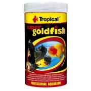 RAÇÃO PARA PEIXE SUPER GOLDFISH MINI STICKS100ML 60G TROPICAL