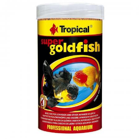 Ração Super Goldfish Mini Sticks Tropical 60g 100ml