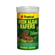 RA��O PARA PEIXE GREEN ALGAE WAFERS 250ML 113G TROPICAL