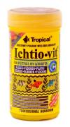 RA��O PARA PEIXE ICHTIO-VIT 150ML 25G TROPICAL