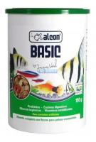 Ração Para Peixe Basic Large Flakes Alcon 150g