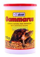 Ração Alcon Gammarus Para Tartaruga Aquática 115g