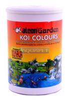 Ração Para Peixe Garden Koi Colours Sticks Alcon 130g