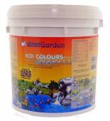 Ração Para Peixe Garden Koi Colours Sticks Alcon 550g