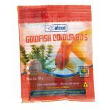 Ração Para Peixe Gold Fish Colours Bits Alcon 10g