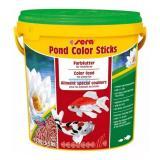 Sera Pond Color Sticks 1,5kg Ração P Realçar Cores De Carpas