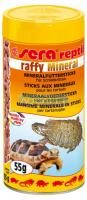 Sera Raffy Mineral 55 G Suplemento Alimentar P/ Tartarugas