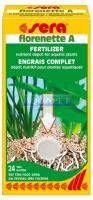 Sera Florenette 24 Tabls Fertilizante P/ Aquario Plantado