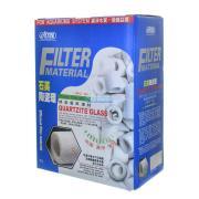 QUARTIZITE GLASS FILTER MATERIAL  TZONG YANG  1 LITRO
