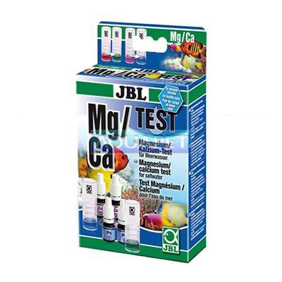 Jbl Teste De Cálcio E Magnésio Ca / Mg Aquário Marinho