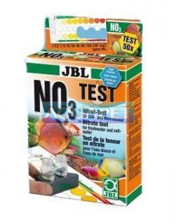 Jbl Teste De Nitrato No3 50 Testes Aquário Doce Ou Salgado