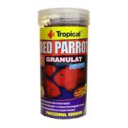 RA��O PARA PEIXE RED PARROT GRANULAT 100G TROPICAL