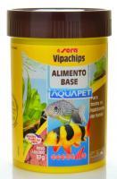 Ração Para Peixe Vipachips 37g Sera