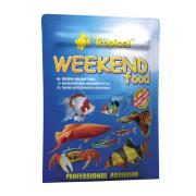 RA��O PARA PEIXE WEEKEND FOOD SACHET 20G TROPICAL