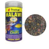 Ração Para Ciclideos Africanos Tropical Malawi Chips 130g