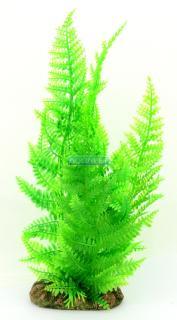 PLANTA PLASTICA SAMAMBAIA RENDADA GREEN 40CM 4037 MYDOR