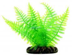 PLANTA PLASTICA 13CM SAMAMBAIA RENDADA GREEN 1326 MYDOR