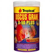 Ração Para Peixe Discus Gran D-50 Plus 38g Tropical