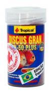RAÇÃO PARA PEIXE DISCUS GRAN D-50 PLUS 95G TROPICAL