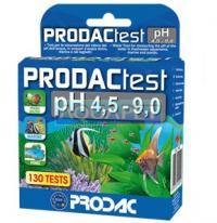 TESTE DE PH PRODAC - DOCE/MARINHO 130TESTE 4,5/9,0