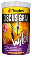 Ração Tropical Discus Gran Wild 340g - Acara Discos