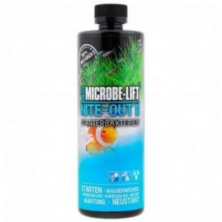 Nite-out 2 Microbe-lift 473ml Acelerador Biológico