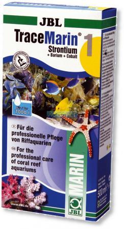 Jbl Tracemarin 1 500ml Suplemento Estrôncio Aquario Marinho