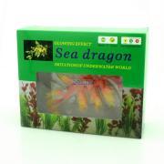 SEA DRAGON YS-15104SR VERMELHA 12X8CM MAXXI