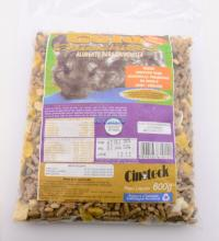 Ra��o Gold Chinchila Todas as Fazes 600g Cinoteck
