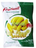 FRUITWELL BANANA 40GR