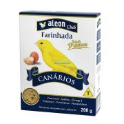 Alcon Club Far.c/ovos P/canario 200gr - Aquapet