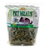 RAÇAO CHINCHILA C/ ALFAFA 900GR PET MEALS