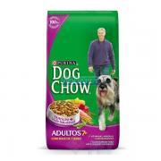RA��O DOG CHOW C�ES COM MAIS DE 7 ANOS 15KG NESTL�
