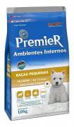 RA��O PREMIER AMBIENTES INTERNOS FILHOTE  1KG