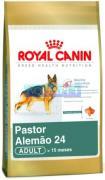 Ração Raça PASTOR ALEMAO 24 ADULTO 12KG - ROYAL CANIN