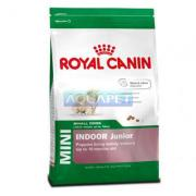 RA��O MINI INDOOR JUNIOR 3KG ROYAL CANIN