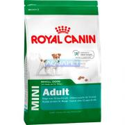 RA��O MINI ADULT 10 MESES A 8 ANOS 3KG ROYAL CANIN