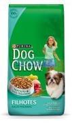 RA��O DOG CHOW RA�AS PEQUENAS FILHOTES 3KG NESTL�