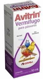 AVITRIN VERMIFUGO 10 ML COVELI