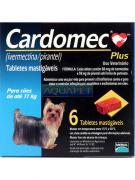 CARDOMEC PLUS 68 MCG - AZUL - C/6TABS MERIAL