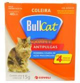 COLEIRA ANTI-PULGAS BULLCAT 15 G COVELI
