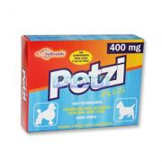 PETZI PLUS 400 MG C/4 COMP. (AT� 5KG) CEVA