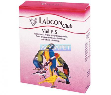 Alcon Labcon Club Vitil P.s.10 Cap
