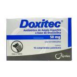 DOXITEC 50MG C/16 COMP SYNTEC