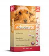 Antipulgas E Carrapatos Advocate Cães 2,5ml(10-25 Kg) BAYER