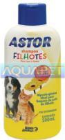 SHAMPOO ASTOR FILHOTES 500ML(TEAR LESS) MUNDO ANIMAL